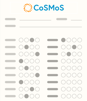 Cosmos Multiple Choice Assessment