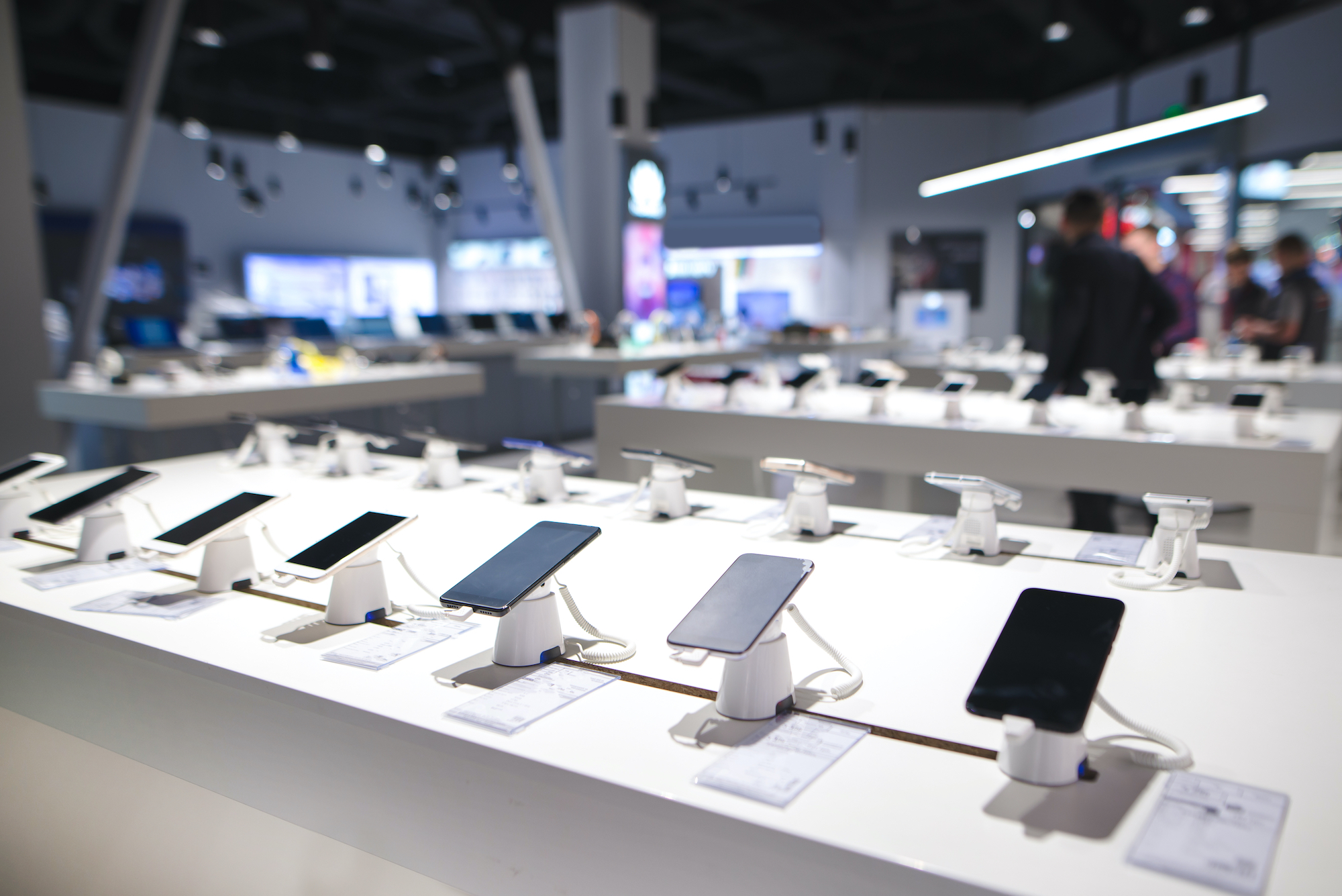 Mobile device store